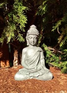 yard buddha