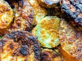 fried zucchini squash recipe