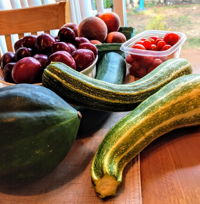 late summer fruits and vegetables 2