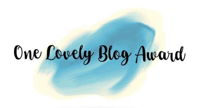 one loevely blog award
