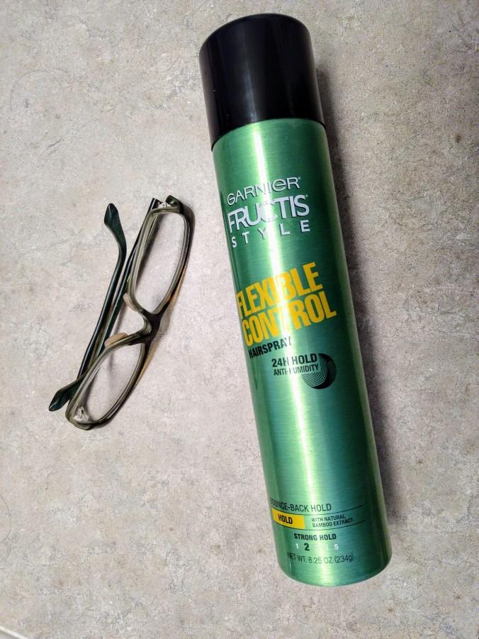 Garnier Fructis hairpsray
